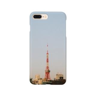 Shogo Hirokiの東京タワー Smartphone cases
