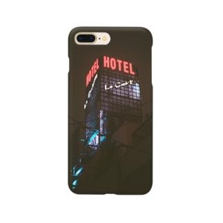 Shogo Hirokiのhotel Smartphone cases