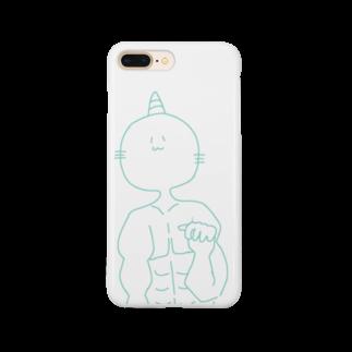 ayano_zzzzのバナナ将軍 Smartphone cases