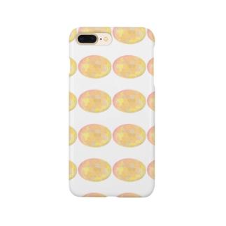 水草のスーパーオレンジ玉 Smartphone cases