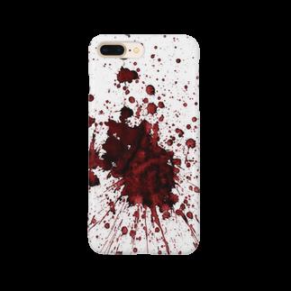 demonstrateのBLOODLUST Smartphone cases