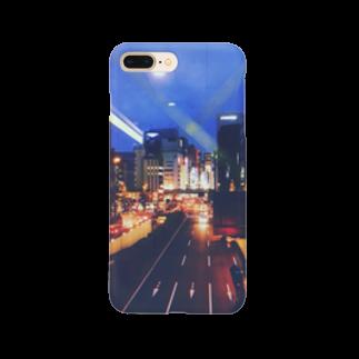 kawasunの夜道 Smartphone cases