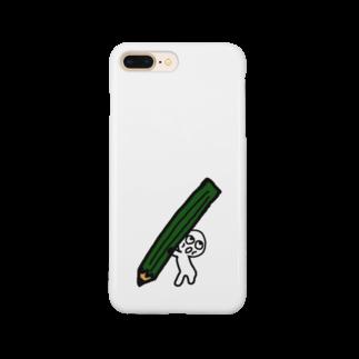 Venizakuraのらくがきくん Smartphone cases