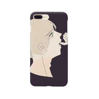 性癖 Smartphone cases