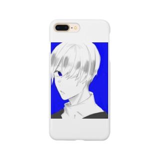 真っ青イケメングッズ Smartphone cases