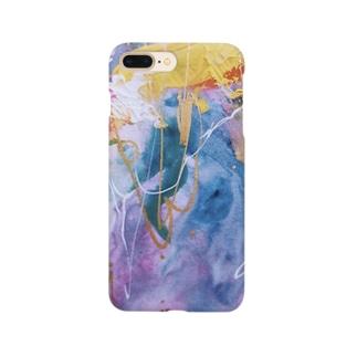 lalasandiegoのpalette.1(渋めver.) Smartphone cases