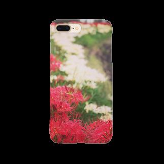 ykの彼岸花 Smartphone cases
