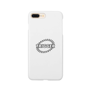 teensのTRIGGER Smartphone cases