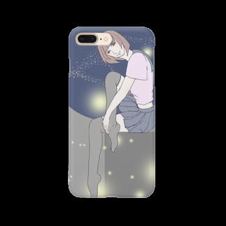 sara33suzuriの男の娘 Smartphone cases