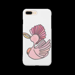 mmmooaのイケてる鳥 Smartphone cases