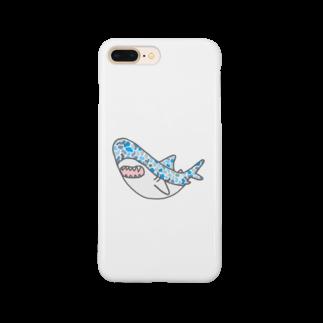 mmmooaのシャーク Smartphone cases