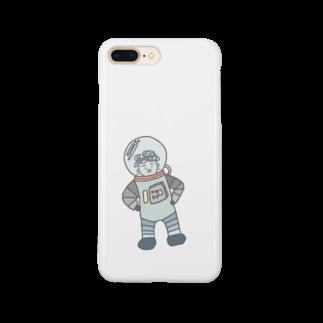 mmmooaの宇宙に行こう Smartphone cases