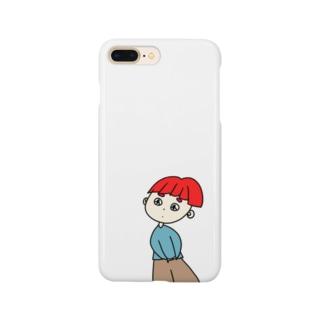 赤髪 Smartphone cases