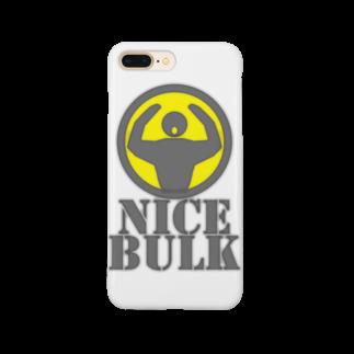 AURA_HYSTERICAのNice_Bulk Smartphone cases