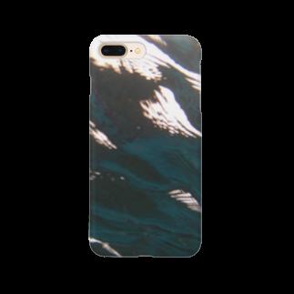 thukuneの沖ツ波 Smartphone cases