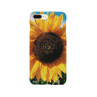 Shogo Hirokiのひまわり Smartphone cases