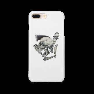 shogo25のバーバー Smartphone cases