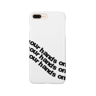 miiichamのLay your hands on me Smartphone cases