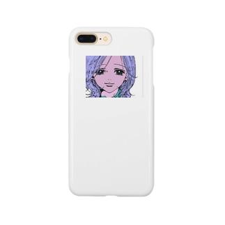 おんなのこ Smartphone cases