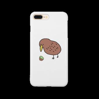 ゆるりちゃんたちのきういくん Smartphone cases