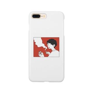 ヤニカスパイセン Smartphone cases