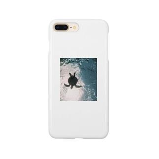 ウミガメ Smartphone cases