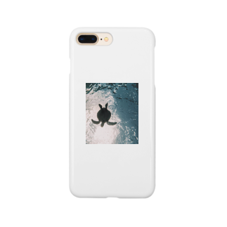 _O4muのウミガメ Smartphone cases