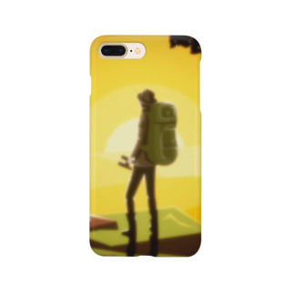 Gbの冒険 イラスト Smartphone cases
