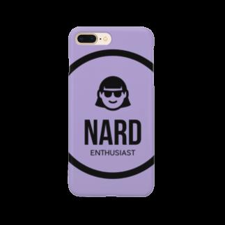 WEARENARDの紫が好き。 Smartphone cases