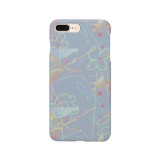 ぱっふぇ Smartphone cases