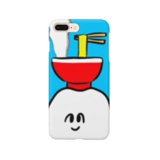 らーめん歯 Smartphone cases