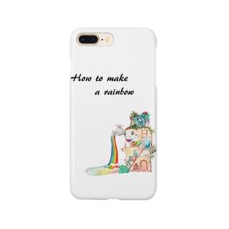 虹の作り方 Smartphone cases