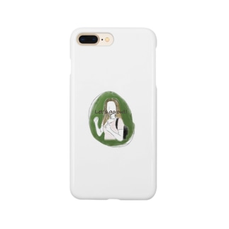 Let's go out! Smartphone cases