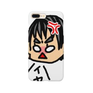イヤイヤ期 Smartphone cases