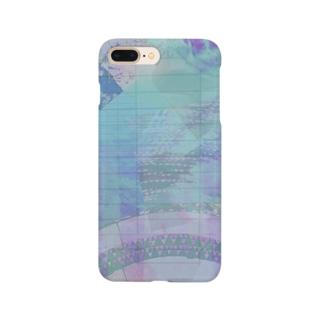 青み Smartphone cases
