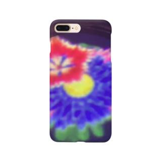 水に咲く花 Smartphone cases