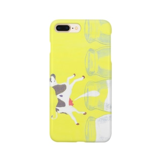 mow mow milk_2 Smartphone cases