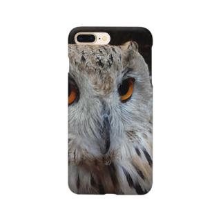 梟(*´ω`*) Smartphone cases
