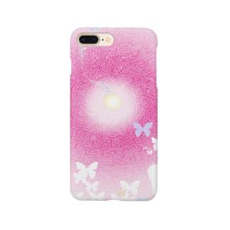 アート般若心経 Smartphone cases