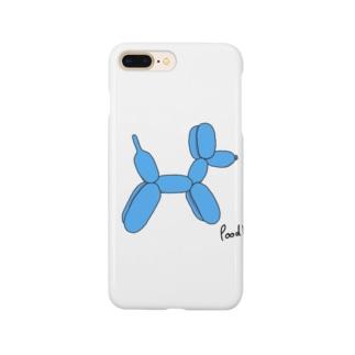 プードル Smartphone cases