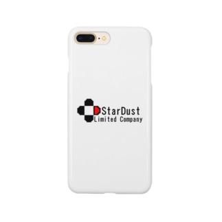 星屑ロゴ入りスマホケース Smartphone Case