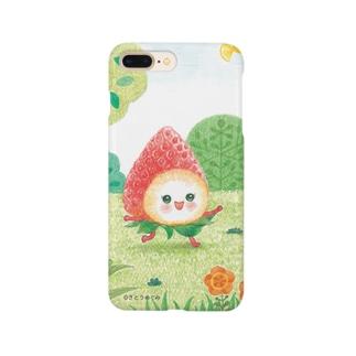 いちごちゃん Smartphone cases