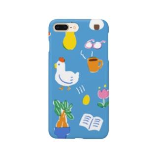夏の終わりの思いつき Smartphone cases