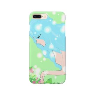 ふつうの絵 Smartphone cases