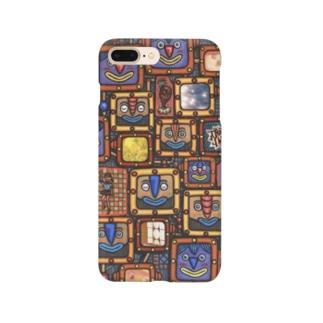 残像回路 Smartphone cases