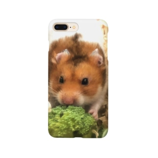 ペットのハムスター Smartphone cases