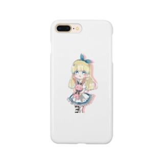 アリスつぁん Smartphone cases