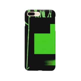 チカテツコウジのスマホケース Smartphone cases