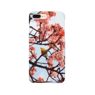 春は曙 Smartphone cases