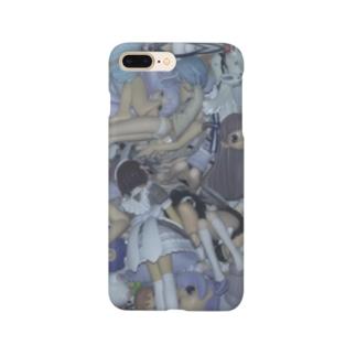 吸収 _long torso Smartphone cases